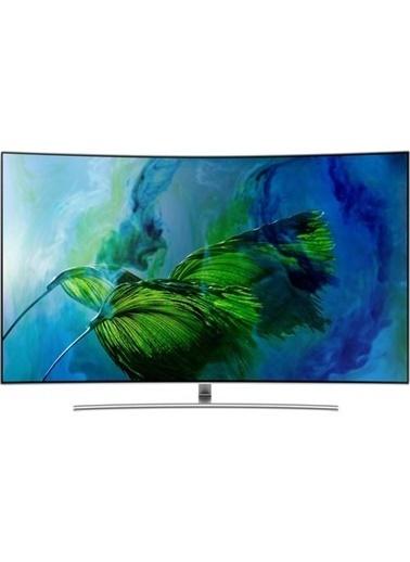 "Samsung Qe65Q8C 65"" 165 Ekran Uydu Alıcılı 4K Ultra Hd Curved Smart Qled Tv Renkli"